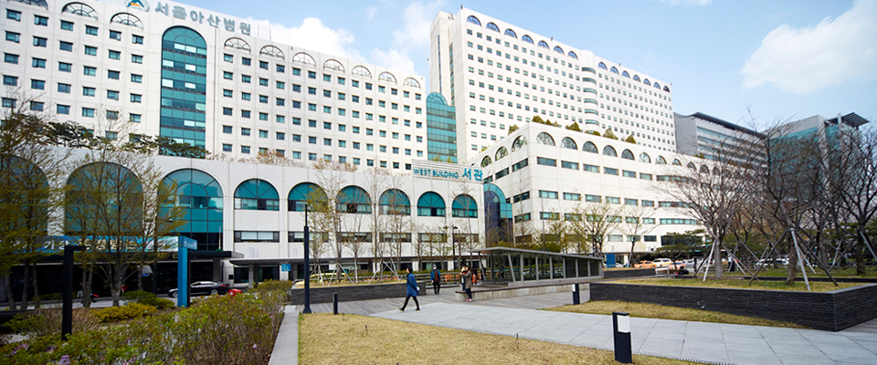 The Most Admired Hospital in Korea for 11 Consecutive Years